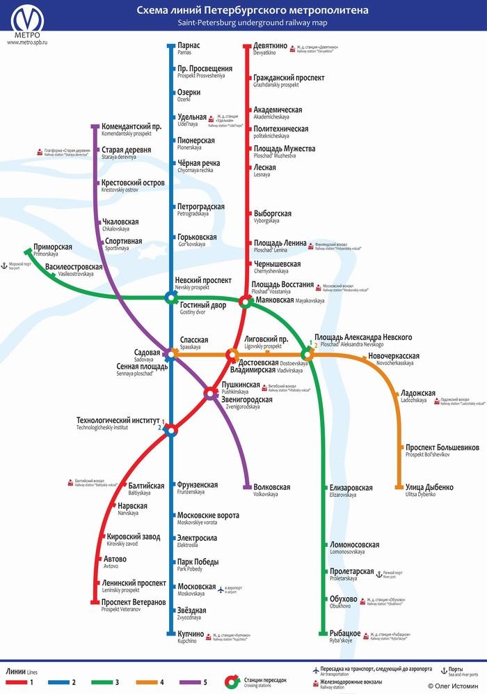 Картинка схемы метро спб, для открытки прозрачном